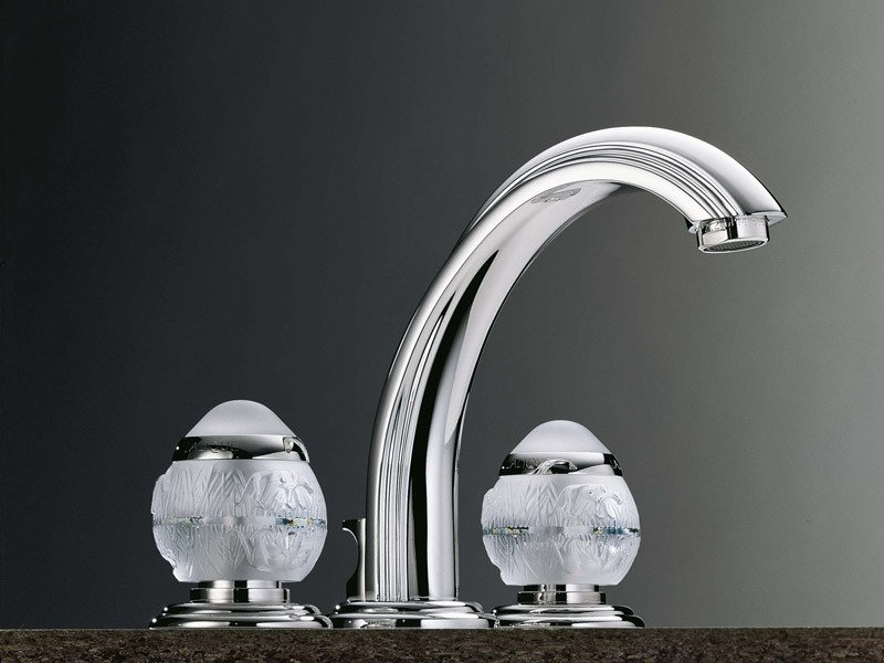 3 hole washbasin tap PANTHERE | Washbasin tap by INTERCONTACT