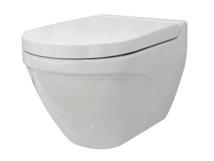 Wall-hung toilet GIRO | Wall-hung toilet - NOKEN DESIGN