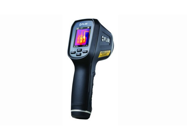 Measurement, control, thermographic and infrared instruments IR TG165 - FLIR Systems