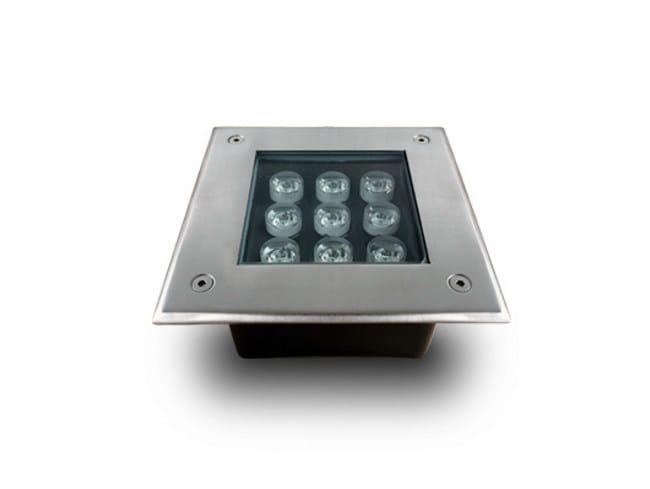 Walkover light outdoor steplight NOR S150A | Walkover light steplight by Neonny