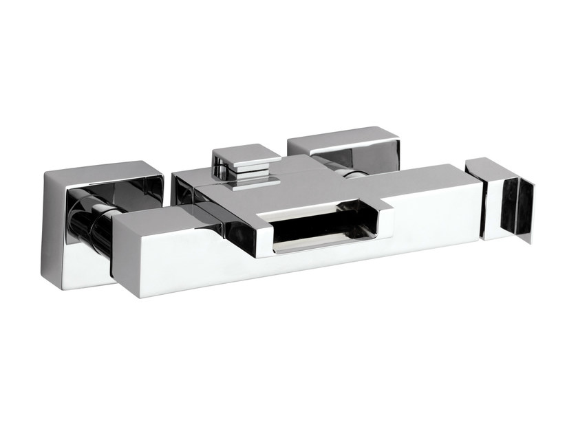Wall-mounted single handle bathtub mixer FLASH | Bathtub mixer by Remer Rubinetterie