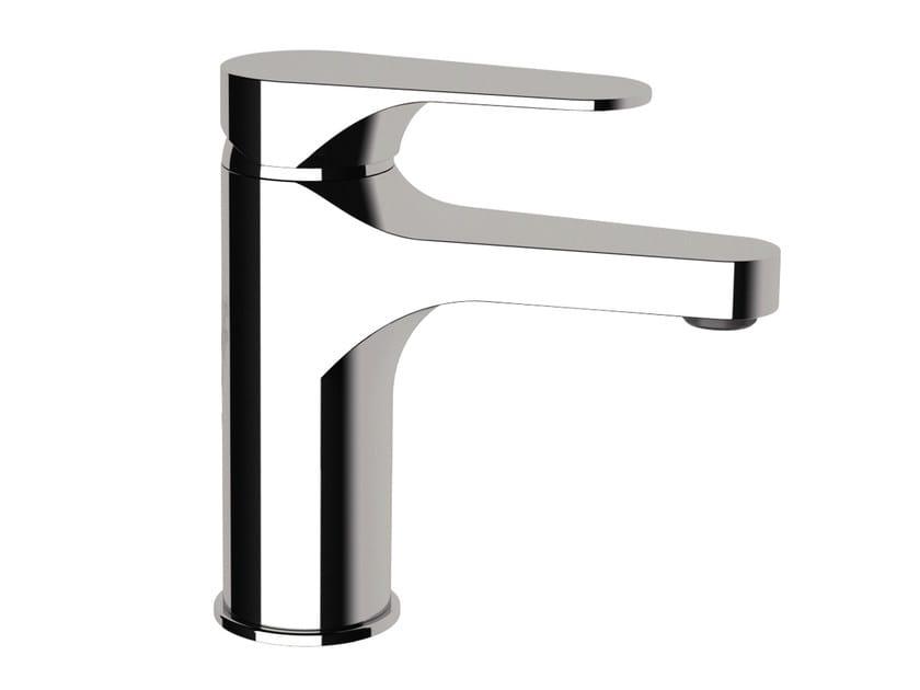 Countertop single handle washbasin mixer without waste CLASS LINE | Washbasin mixer - Remer Rubinetterie