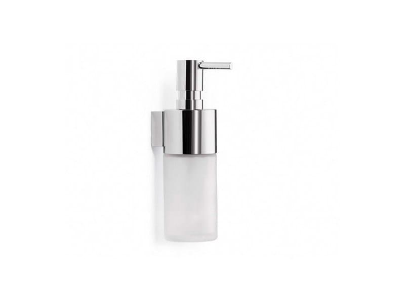 Wall-mounted liquid soap dispenser SUPERNOVA - Dornbracht