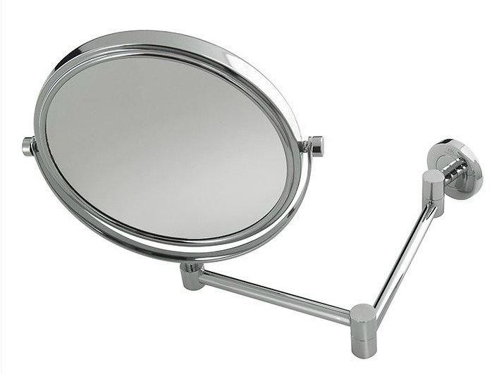 Round wall-mounted shaving mirror HOTELS | Shaving mirror - NOKEN DESIGN