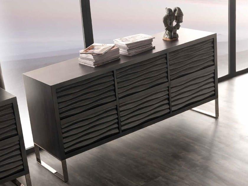 Iron sideboard EBON | Sideboard - CorteZari