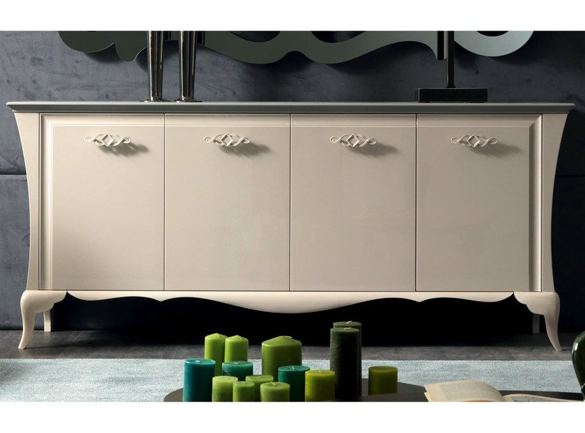 Sideboard with doors ALICE | Sideboard by CorteZari