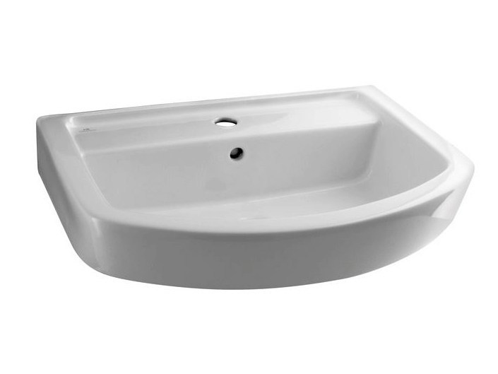 Rectangular washbasin with overflow ACRO | Washbasin - NOKEN DESIGN