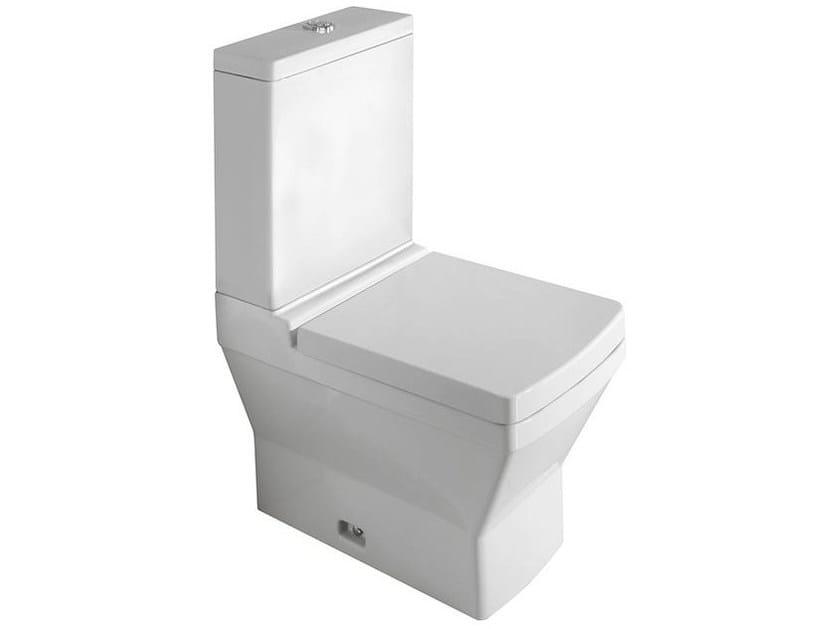Close coupled toilet NK LOGIC | Close coupled toilet - NOKEN DESIGN