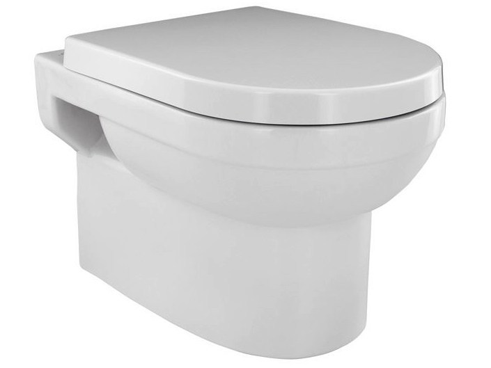 Wall-hung toilet NK ONE | Wall-hung toilet - NOKEN DESIGN