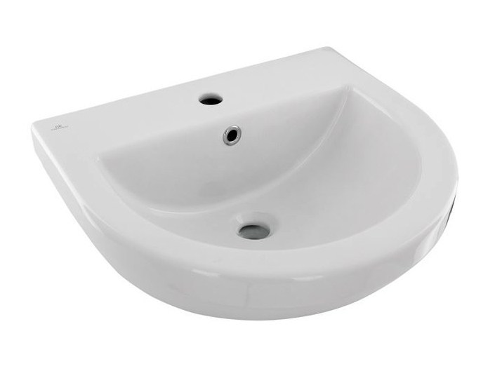 Single washbasin with overflow NK ONE | Washbasin with overflow - NOKEN DESIGN