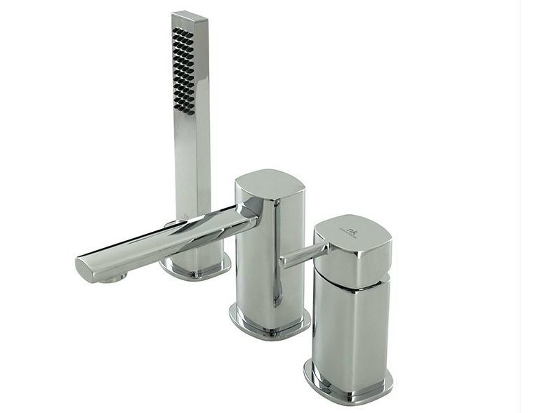 Bathtub set with hand shower NK CONCEPT | Bathtub set - NOKEN DESIGN