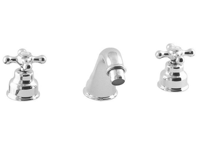 Bidet tap with aerator with flow limiter FEIS | Bidet tap - NOKEN DESIGN