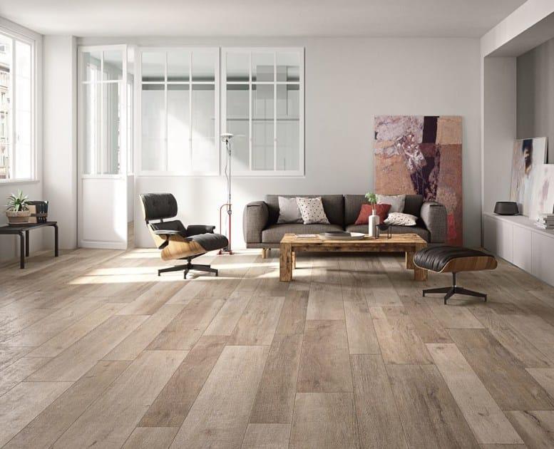 Pavimento rivestimento effetto legno per interni ed for Cotto d este