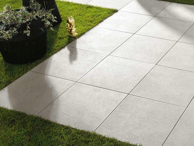 Pavimento para exteriores de gr s porcel nico com efeito - Gres porcelanico para exterior ...