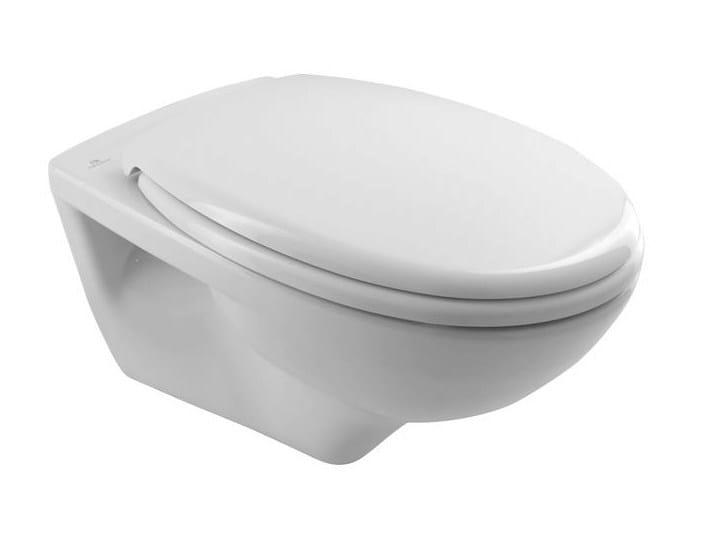 Wall-hung toilet with bidet CITY | Toilet with bidet - NOKEN DESIGN