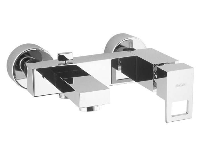 Wall-mounted bathtub mixer IRTA | Wall-mounted bathtub mixer - NOKEN DESIGN