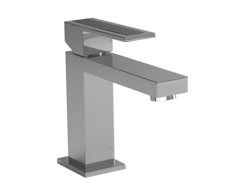 1 hole washbasin mixer with flow limiter IRTA | Washbasin mixer - NOKEN DESIGN