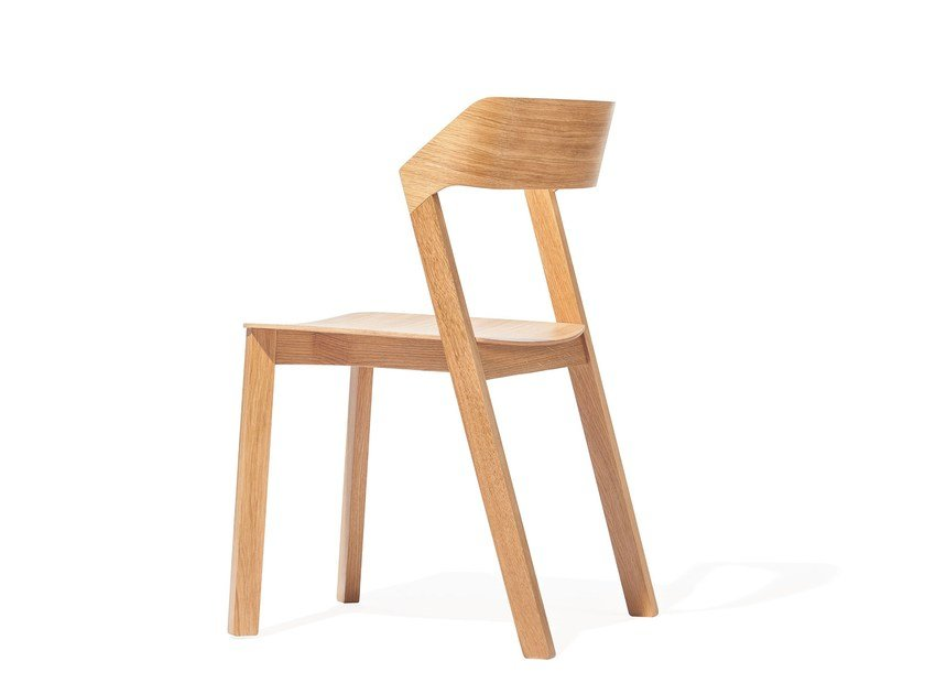 Solid wood chair MERANO | Chair - TON