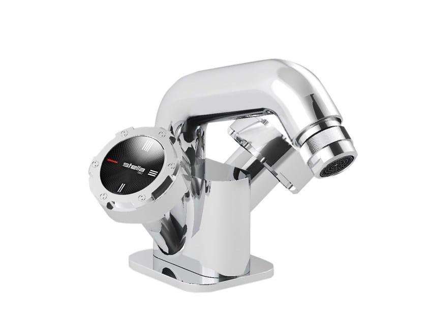 1 hole chromed brass bidet tap TIMEASTER 3604 - RUBINETTERIE STELLA