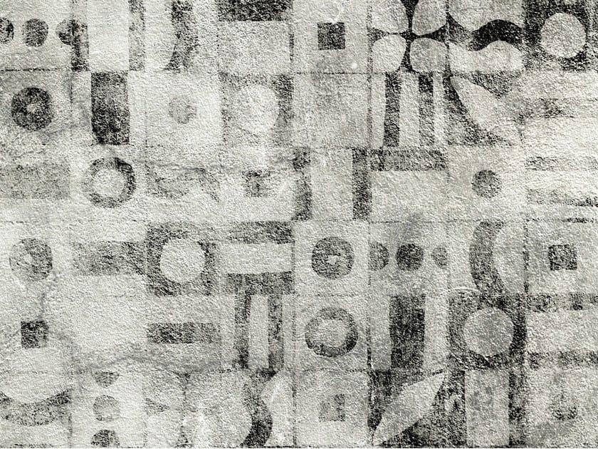 Motif outdoor wallpaper BARIO by Wall&decò