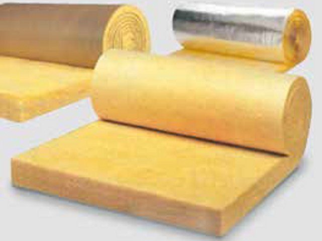 Glass wool Sound insulation and sound absorbing panel in mineral fibre URSA DF 39 - URSA Italia