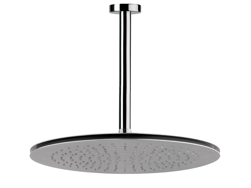 Ceiling mounted rain shower with arm 150-NO | Overhead shower - Rubinetterie Mariani