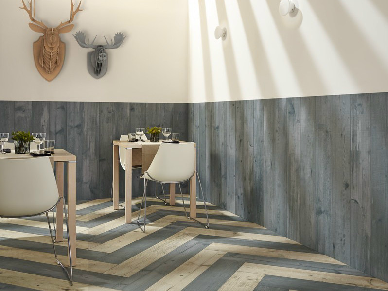 Flooring with wood effect EXOTIC by Revigrés