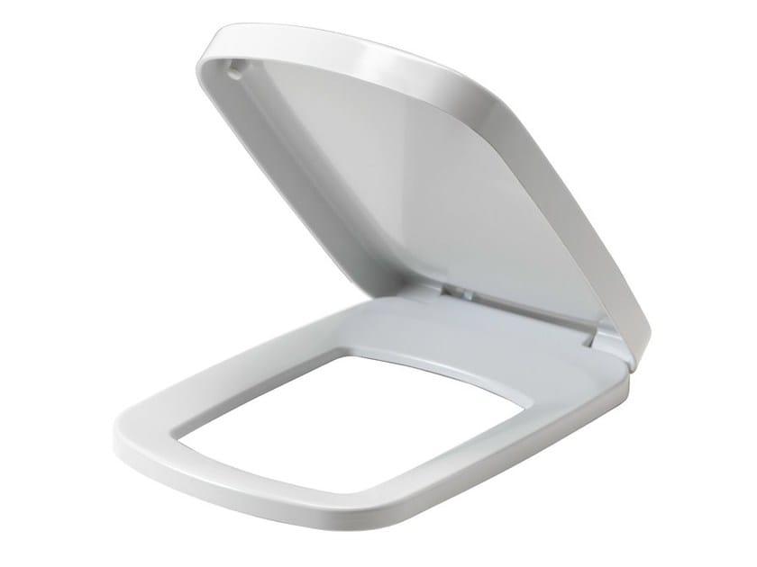 Sedile wc con copri sedile soft close acca48 sedile wc for Listino velux 2016