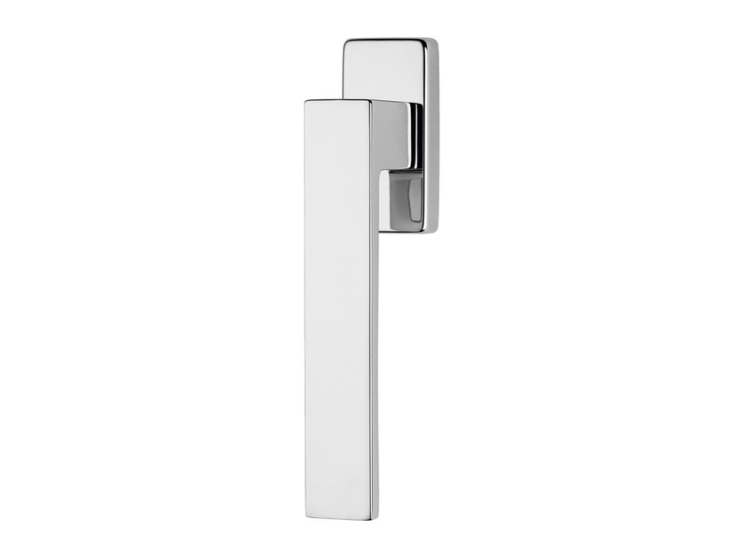 Contemporary style DK window handle CORNER ZINCRAL | DK window handle - LINEA CALI'