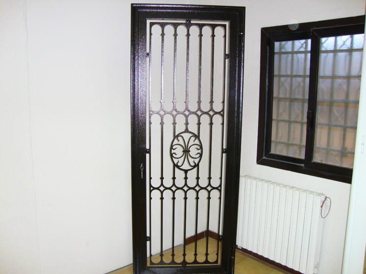 Iron gate CAN.04 | Gate - CITYSì recinzioni e cancelli taglio laser