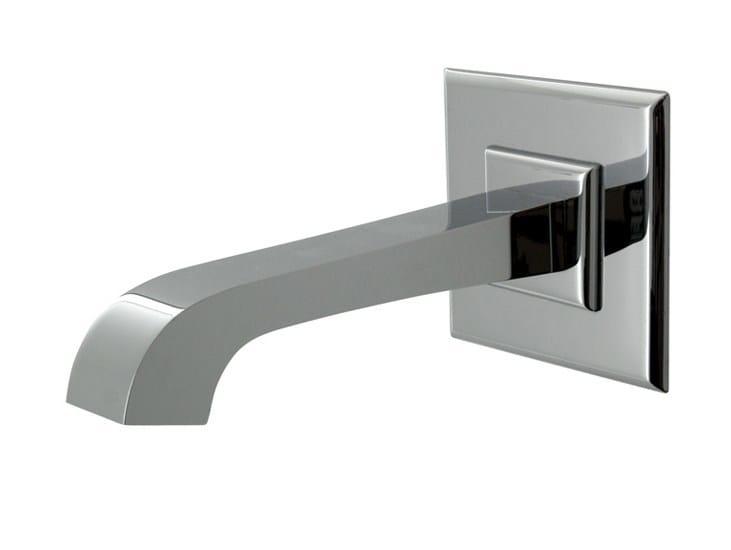 Wall-mounted bathtub spout DUNE | Spout - NOKEN DESIGN