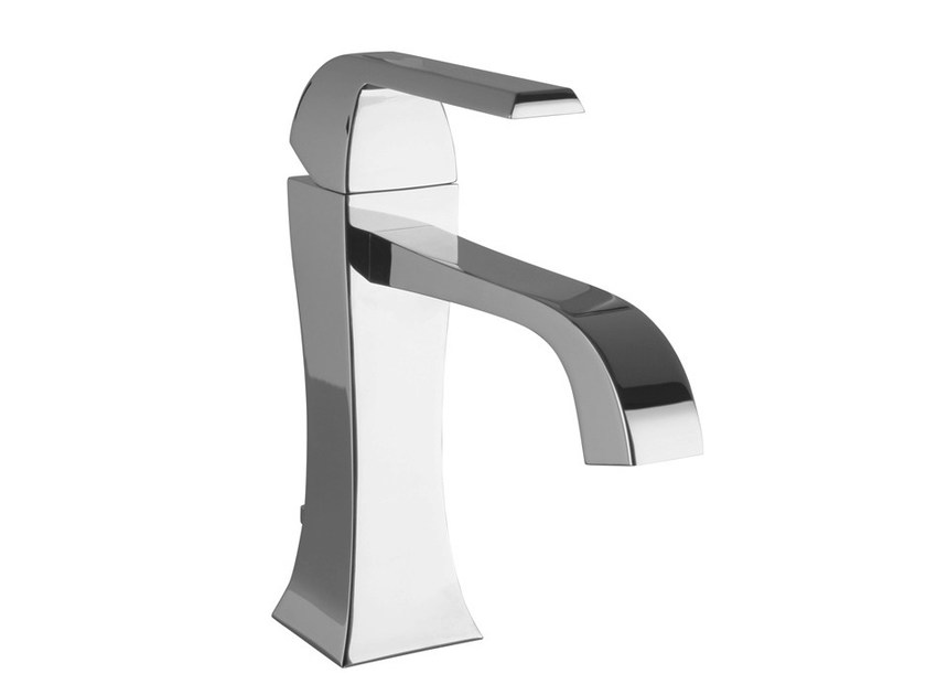 Countertop washbasin mixer with flow limiter DUNE | Washbasin mixer with flow limiter - NOKEN DESIGN