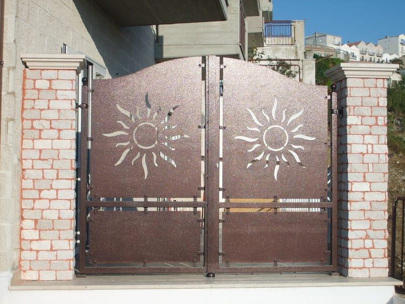 Swing gate PAN.32 | Gate by CITYSì recinzioni