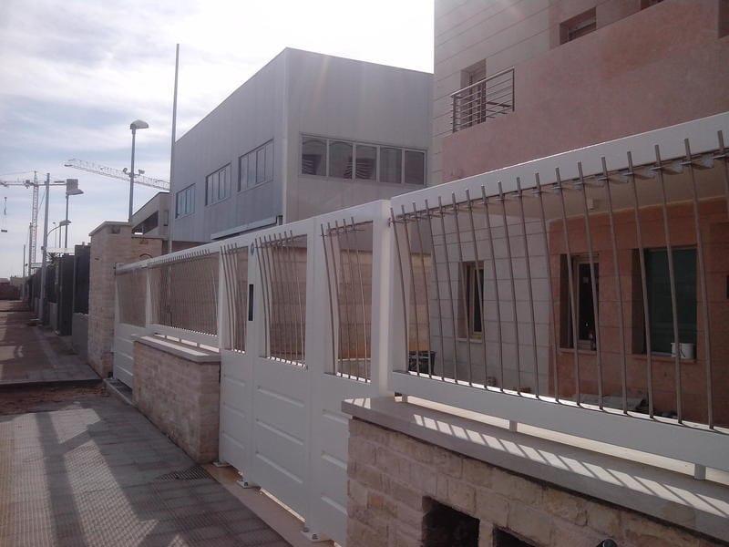 Bar iron Fence Bar Fence - CITYSì recinzioni e cancelli taglio laser