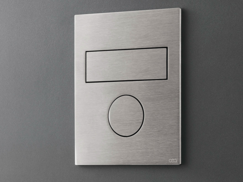 plaque de commande douchette nettoyage wc pla 11 by ceadesign s r l s u design natalino. Black Bedroom Furniture Sets. Home Design Ideas