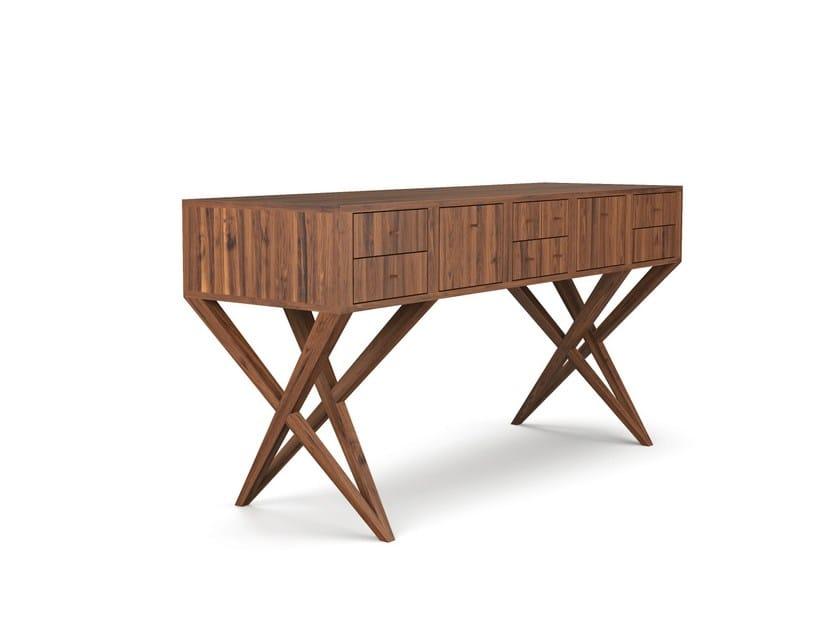 Wooden sideboard with drawers VIVIAN | Sideboard - Belfakto