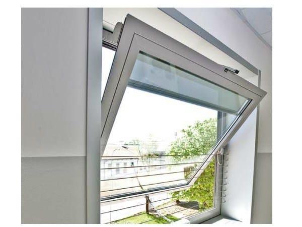 Finestra a bilico wicline evo finestra a bilico wicona for Finestra basculante