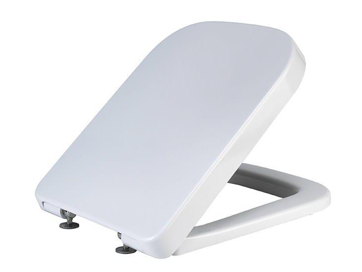 Toilet seat with soft close URBAN | Toilet seat - NOKEN DESIGN