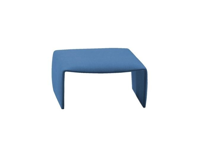 Fabric footstool ALYA | Footstool - Andreu World