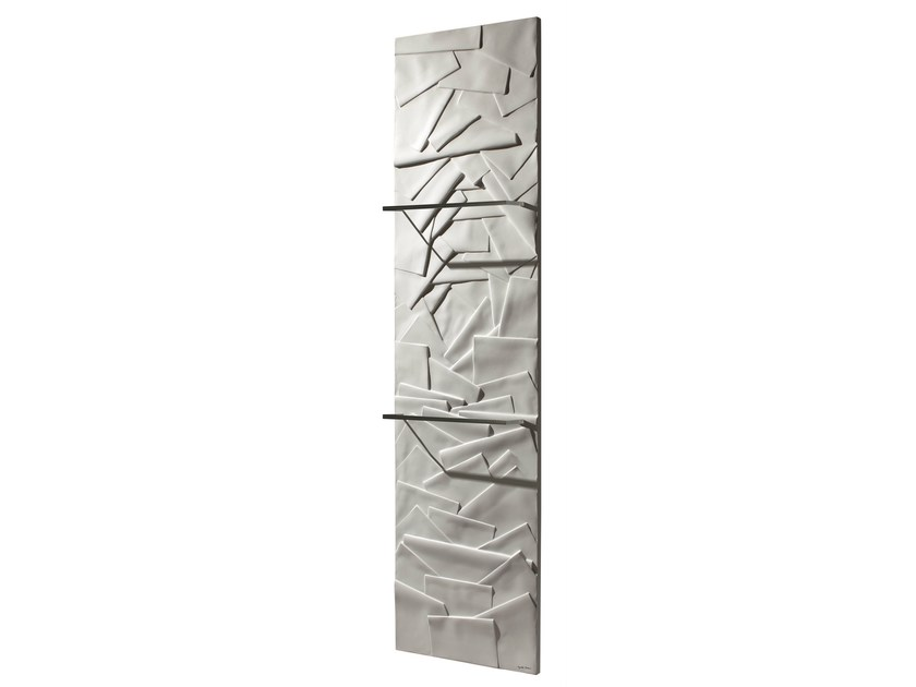 Vertical Olycale® panel radiator EDO - CINIER Radiateurs Contemporains