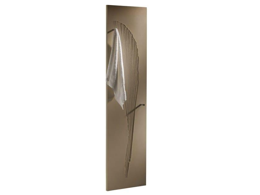 Vertical Olycale® towel warmer ORIENTAL BAIN - CINIER Radiateurs Contemporains
