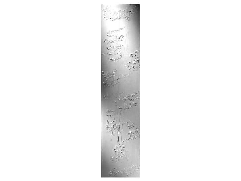 Vertical Olycale® panel radiator ORIGINE by Cinier