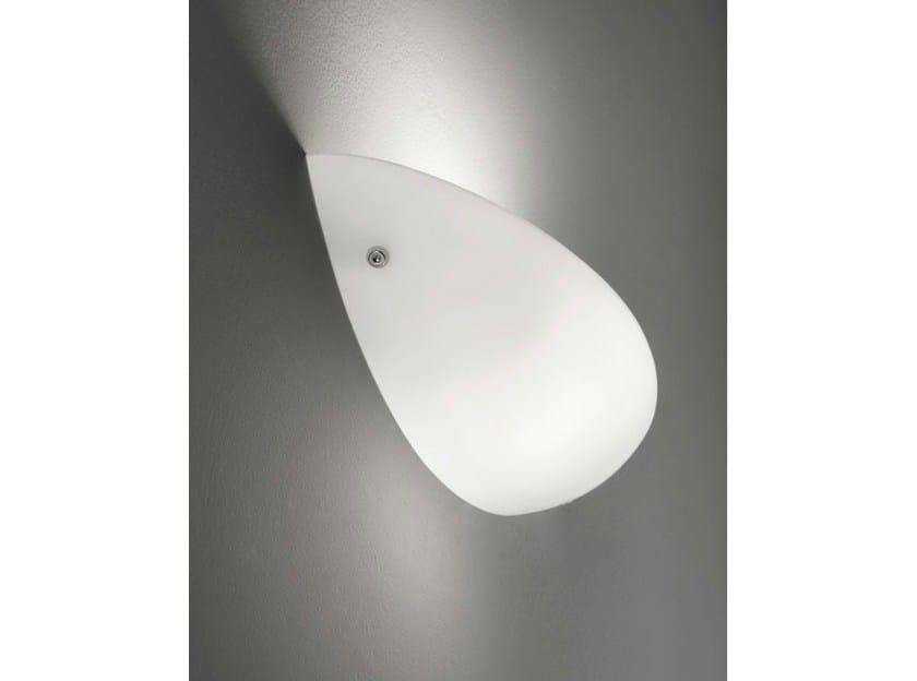 Crystal wall light BOCCIA AP - Vetreria Vistosi