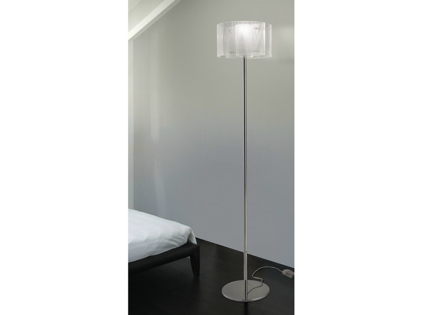 Crystal floor lamp CHIMERA PT - Vetreria Vistosi