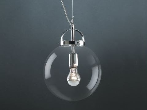 Crystal pendant lamp BOSTON 11 - luxcambra