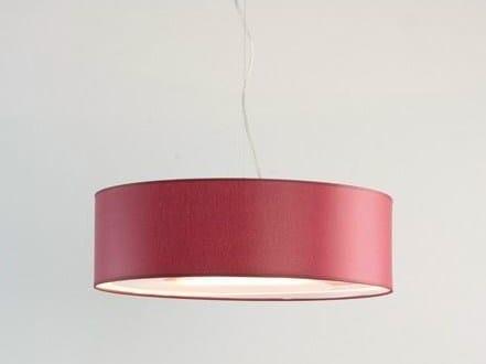 LED fluorescent metal pendant lamp UFO - luxcambra