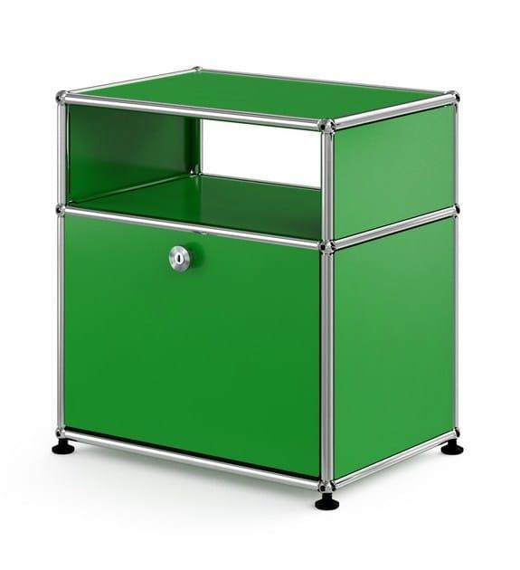 Bedside table with drawers USM HALLER NIGHT TABLE FOR KID'S ROOM | Bedside table - USM Modular Furniture