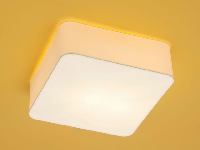 Fabric ceiling light ROMO - luxcambra