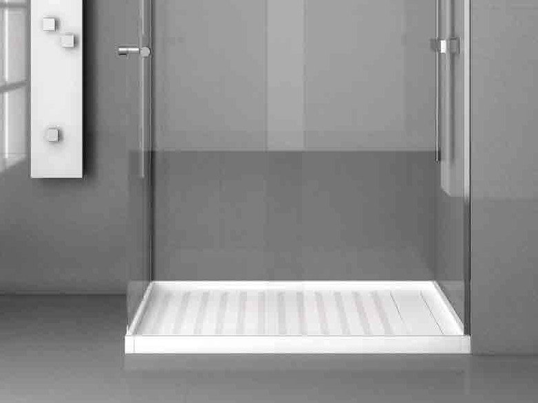 Rectangular Silestone® shower tray KADOR - Cosentino Group