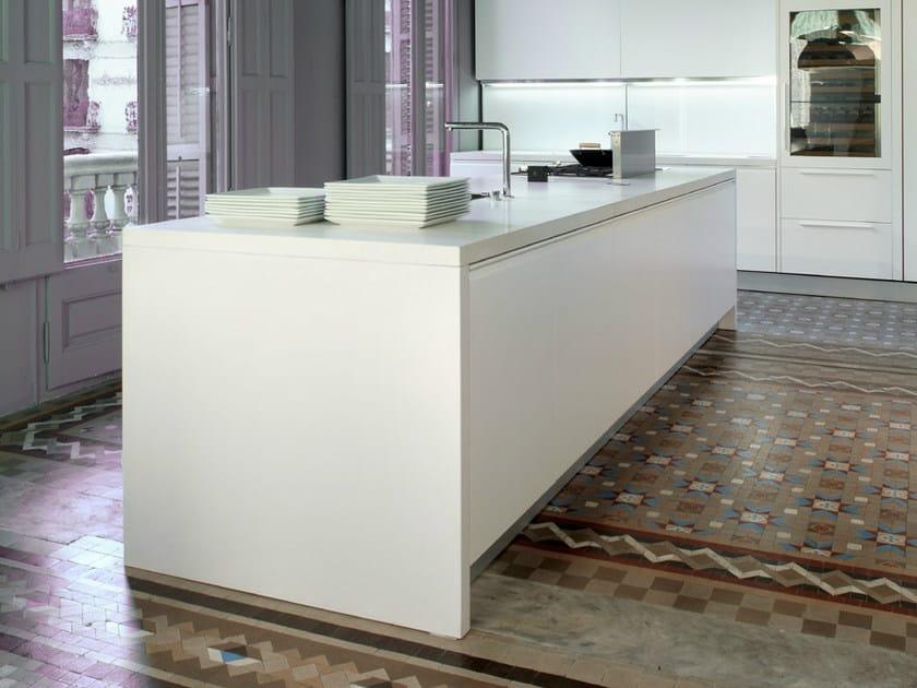 Top cucina in silestone silestone top cucina cosentino group - Top cucina stone ...